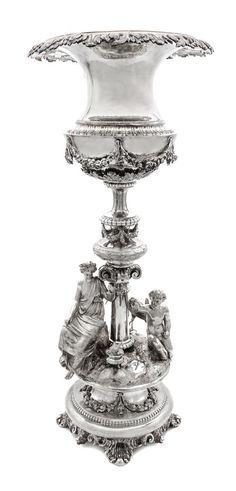 Silver Jar 1834. Sweden