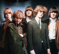 The Byrds.