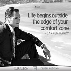 Life begins outside