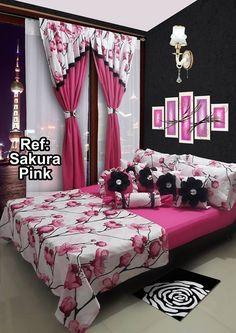 Bedroom Sets, Bedding Sets, Bedroom Decor, Bed Cover Design, Designer Bed Sheets, Rideaux Design, Girl Decor, Curtain Designs, Diy Curtains