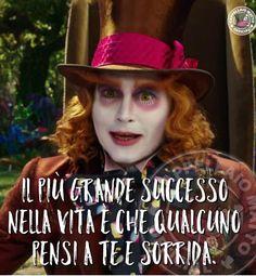 Magari.. Verona, Jonny Deep, Alice And Wonderland Quotes, Tumblr Love, My Life Style, Disney Couples, Disney Films, Wise Quotes, Tim Burton