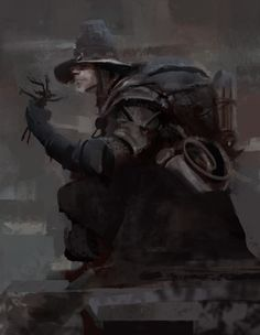 """Symbaroum RPG: """"The witches of the barbarian clans can sometimes . Warhammer Fantasy, Fantasy Rpg, Medieval Fantasy, Dark Fantasy Art, Fantasy Artwork, Fantasy World, Fantasy Character Design, Character Concept, Character Art"""