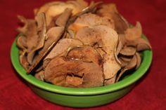 easy oven apple chips