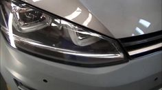 VOLKSWAGEN GOLF 2013- ΠΡΟΦΥΛΑΚΤΗΡΑΣ ΕΜΠΡΟΣ Volkswagen Golf, Car, Automobile, Autos, Cars