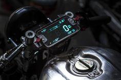 Moto Cafe, Cafe Bike, Cafe Racer Bikes, Cafe Racer Motorcycle, Motorcycle Gear, Motorcycle Accessories, Retro Motorcycle, Motorcycle Design, Bike Design
