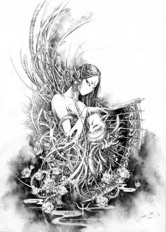 查看《非花——妖妄修情,佛本渡心···》原图,原图尺寸:826x1156