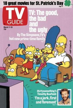 March 17, 1990: The Simpsons