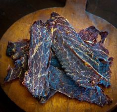 Korean Beef Jerky | 15 Jerky Recipes To Get Your Chew On | https://homemaderecipes.com/15-homemade-jerky-recipes/