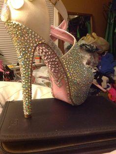 DIY Wedding Shoes | Weddingbee Do It Yourself
