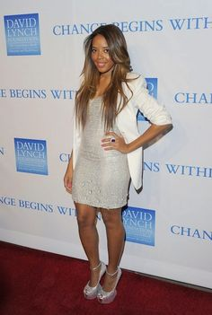 "Angela Simmons Photos - Angela Simmons attends Annual ""Change Begins Within"" Benefit Celebration at Los Angeles Times Central Court on December 2011 in Los Angeles, California. - Annual ""Change Begins Within"" Benefit Celebration - Arrivals Vanessa Simmons, Angela Simmons, Classy Hairstyles, Celebrity Hairstyles, Diva Fashion, Fashion Beauty, Woman Fashion, Kimora Lee Simmons, Business Women"