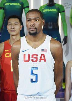 US men basketball teams' uniform        Dress to Impress: Rio Olympics the…