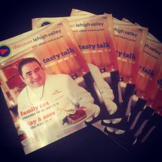 Our 2013 Lehigh Valley Official Visitors Guides have arrived! www.discoverlehighvalley.com