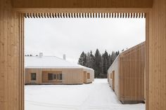 This unassuming family home in Finland is designed by OOPEAA, or Office for Peripheral Architecture. OOPEAA strives for an architecture that finds i...