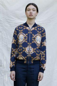 Jacket by meshit Vienna