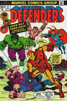 The Defenders 9