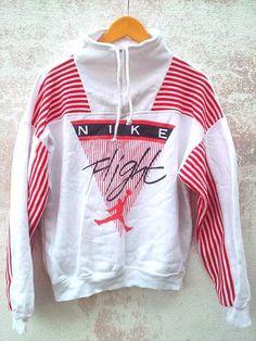 Vintage Vtg 80's NIKE FLIGHT Air Jordan Basketball Michael Jordan Pullover Sweatshirt Sweater on Etsy, $42.00
