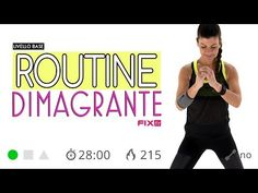 Fitness A Casa! 28 Minuti Di Allenamento Total Body Cardio Per Dimagrire - YouTube Pilates Workout, Gym Workouts, At Home Workouts, Fitness Exercises, Wellness Fitness, Yoga Fitness, Health Fitness, Trainer Fitness, Video Fitness