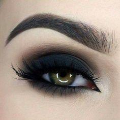 ❤ perfecto!!! smokey eye