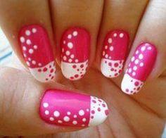 Adorable nail design