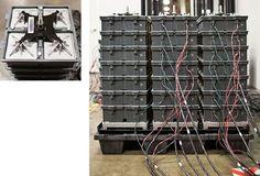 Aquion manufactures cheap, long-lasting batteries for storing renewable energy.