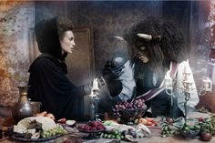 Beauty & The Beast by Ruven Alfanador