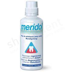 MERIDOL - Płyn wspomagający regenerację dziąseł 400ml Meridol | Sklep Shop-Dent.pl |