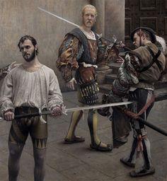 Portada de Mikel Olazabal para el Desperta Ferro sobre Carlos V y la Liga de Esmalcalda. http://www.elgrancapitan.org/foro/viewtopic.php?f=21&t=16835&p=922866#p922089