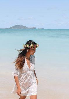 Lanikai Beach Oahu Hawaii Oahu Hawaii, Bohemian, Beach, Style, Swag, Stylus, Seaside, Boho, Outfits