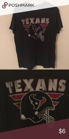 d71c7b78f Houston Texans Shirt Women s Houston Texans Football Shirt Tops Tees -  Short Sleeve