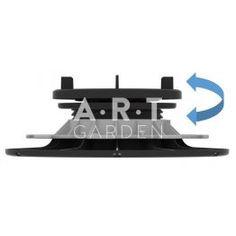 Plot autonivelant Reglable en hauteur de 55 mm a 75 mm JOUPLAST