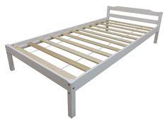 Levi Pine Single Slat Bed