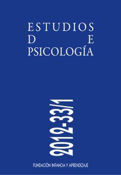 Estudios de psicología [recurs electrònic] Madrid : Pablo del Río, 1980-