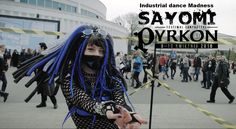 Pyrkon 2016 COSPLAY video Industrial Dance Madness by Sayomi [Dance Musi...