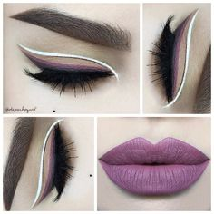 ~ Summery Graphic Liner ~