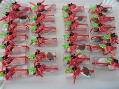{Ricette bimby} :: Confetti laurea decorati