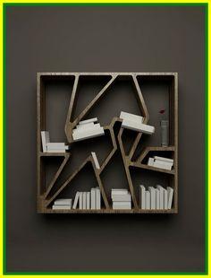 Fascinating Modern Book Shelves, Bookcase Design, Cheap And Modern Minimalist Bookshelves For Space Saving