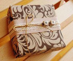 ΚΩΔ KG013 Marie, To My Daughter, Burlap, Reusable Tote Bags, Gift Wrapping, Wedding Ideas, Gifts, Stationary, Packaging