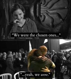 "Emma Watson ""We were The Chosen Ones..."" - ""...yeah we were."" with Daniel and Rupert"