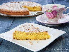 Ricetta Torta della nonna da Pasticci - Petitchef