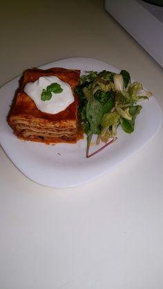 Domace lasagne
