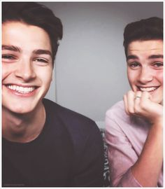 jack and finn harries. Utter perfection