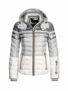 Bogner Online Shop: exclusive fashion, sports- and ski wear for women & men. Discover the new Bogner Collections and get ready for the winter season! Ski Fashion, Winter Fashion, Fashion 2016, Fasion, Botas Ski, Down Ski Jacket, Snowboarding Style, Ski Wear, Winter Stil