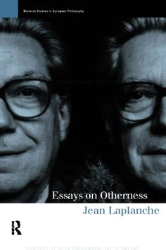 """""""Essays on Otherness"""" presents for the first time in English many of Laplanche's key essays and is the first book to provide an overview of his thinking. It offers an introduction to many of the key themes that characterise his work: seduction, persecution, revelation, masochism, transference and mourning. """"Essays on Otherness"""" is an indispensable reading for all those concerned with the implications of psychoanalytic theory today. Maurice Merleau Ponty, Alain Badiou, Jean Piaget, Michael Williams, Noam Chomsky, Persecution, Guide Book, Philosophy, Audiobooks"""