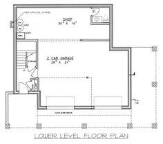 Planos y Fachada de una vivienda diseñada en 3 pisos con cochera para dos autos y 3 recamaras en un área de terreno de 12.90 metros de frente x 10.50 metros de fondo | Proyectos de Casas