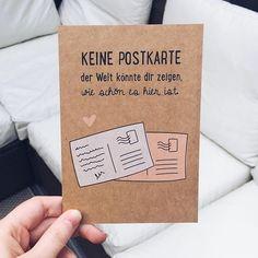 Karten können nie beschreiben, wie schön es wirklich ist ☺️ Neue Karten  im Shop! #odernichtoderdoch #reisebegleiter