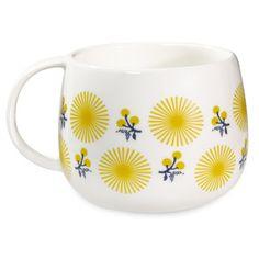 Mug en porcelaine blanche motifs vintage Mr & Mrs Clynk