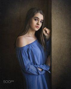Rebeka - Model: Rebeka Uhrovič