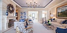 Marc-Michaels, a Residential Interior Design firm, has long been regarded as one of the country's most respected firms specializing in residential design.