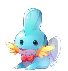 Mudkip fan art - pokemon