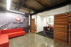 Woods Auckland Engineering Offices / Spaceworks Design Group